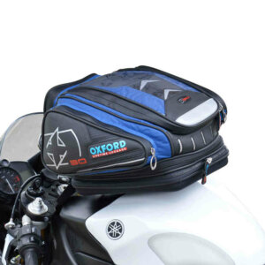 Oxford Magnetic TankBag X30 - Blue