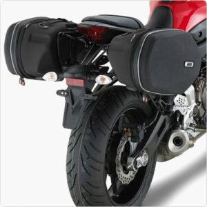 GIVI Side bag fitting kit for TE2118 - Yamaha MT-07 (14-07)