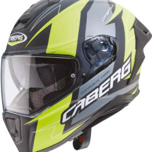 Caberg Drift Evo Speedster - Matt/ Anthracite / Yellow
