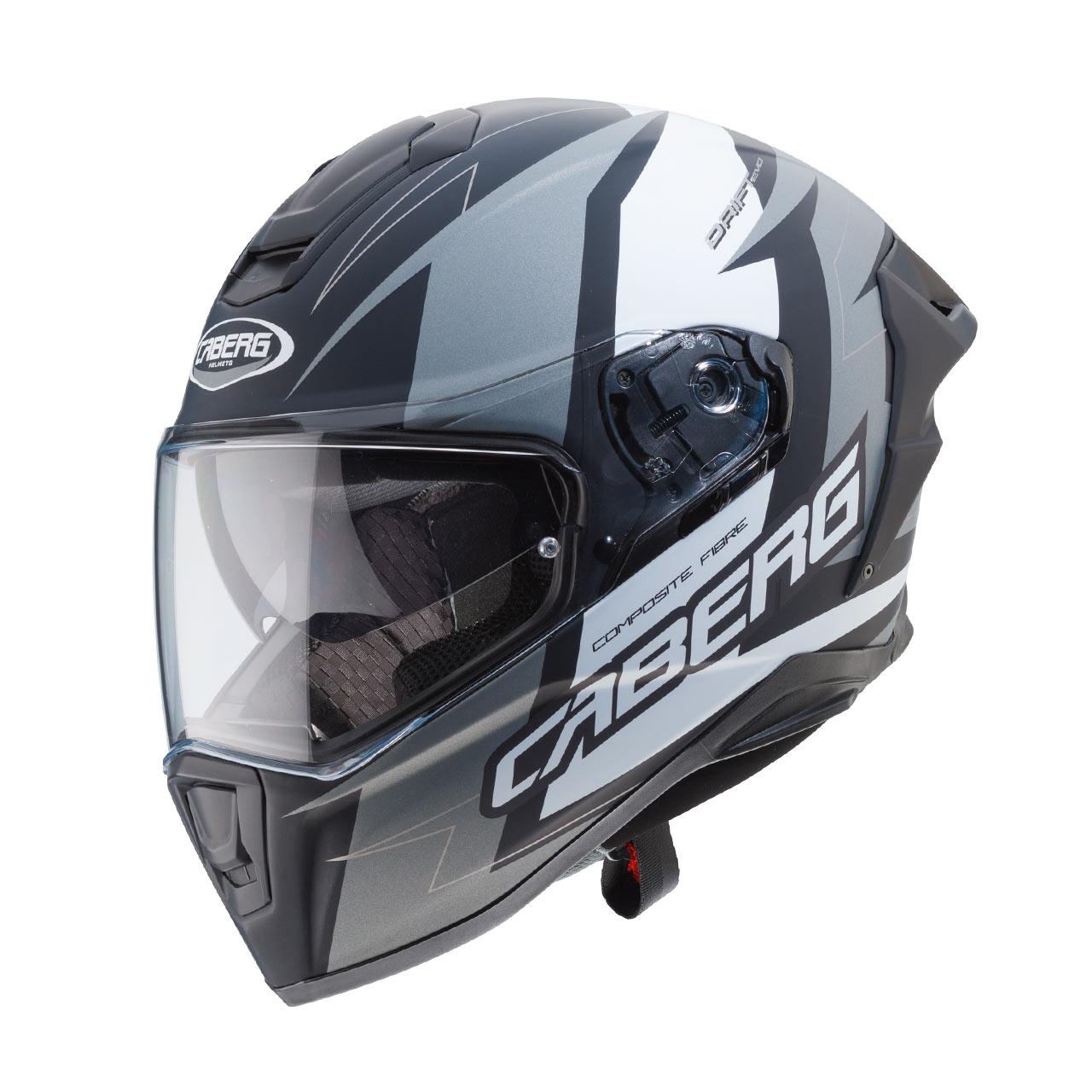 Caberg Drift Evo Speedster - Matt/ Anthracite