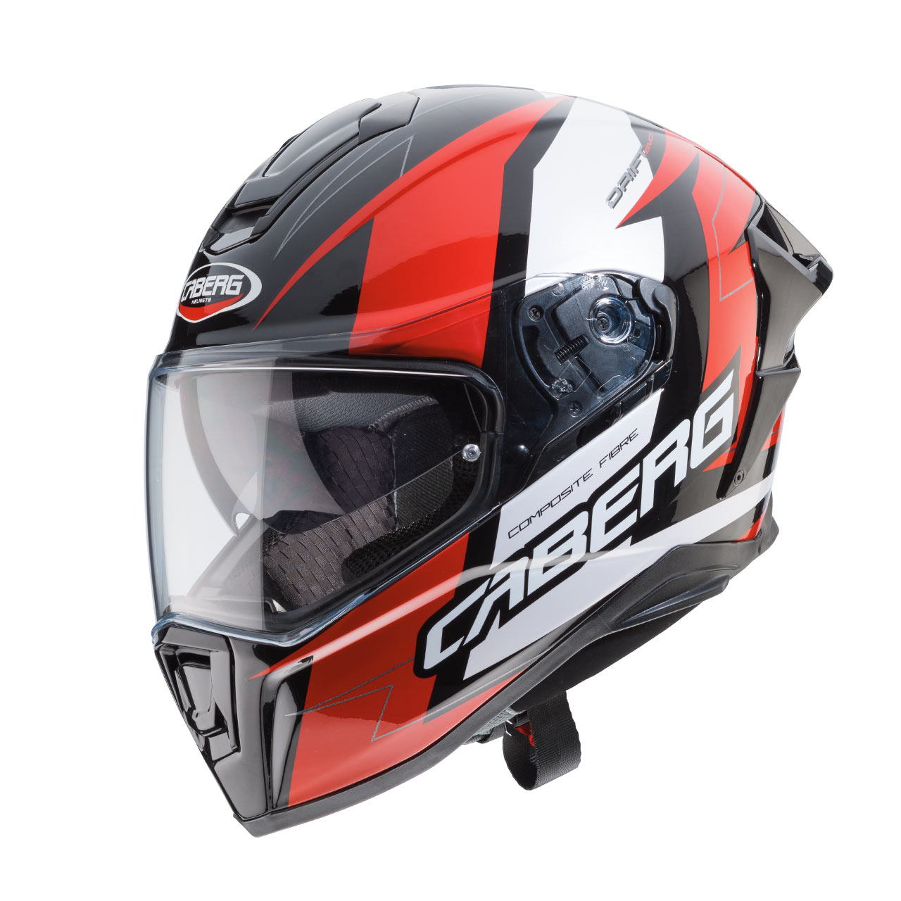 Caberg Drift Evo Speedster - Red/ Black