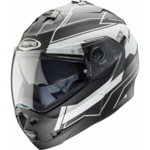 Caberg Duke II Gravity Matt Black/White