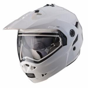 Caberg Tourmax Metal White