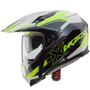 Caberg Xtrace G7 White/ Anthracite/ Yellow Fluo
