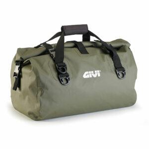 GIVI Waterproof Bag 40Lt Khaki-Grey