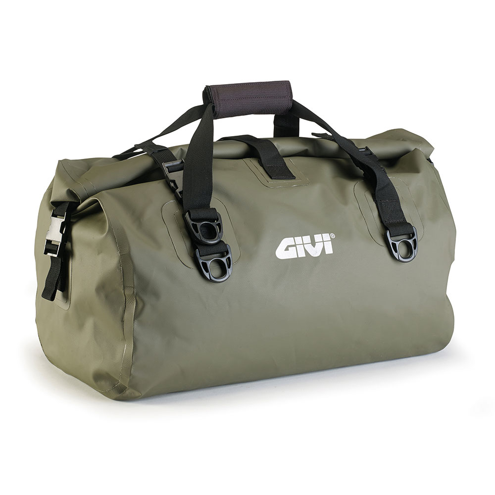 GIVI Waterproof Bag 40Lt Khaki-Grey