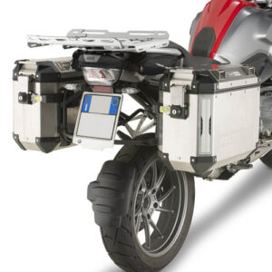 GIVI Expandable Aluminium Rear Bag Holder
