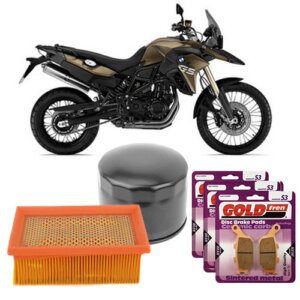 Service Kit for BMW F800GS (2008-2016)