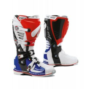 Forma Predator White/Red/Blue Boots