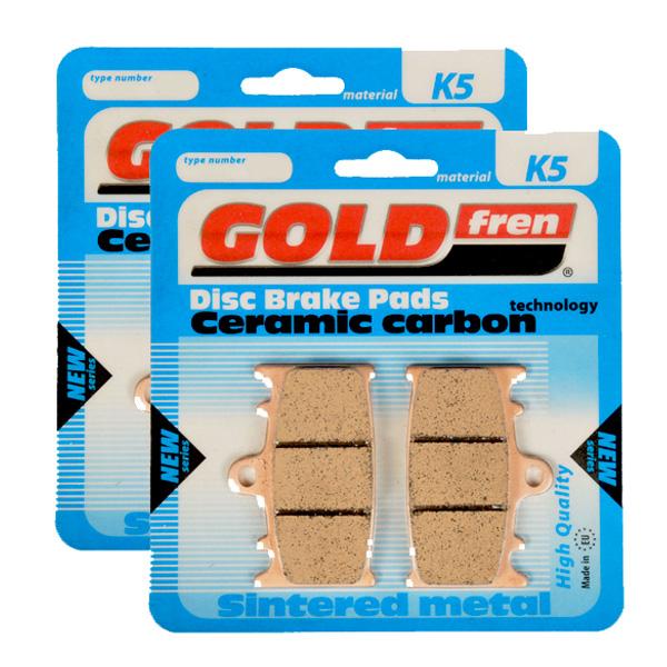 Goldfren Front Pads 003-K5