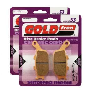Goldfren Front Pads 002-S3