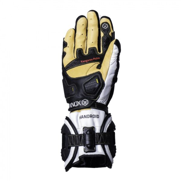 KNOX Handroid Black & White Gloves