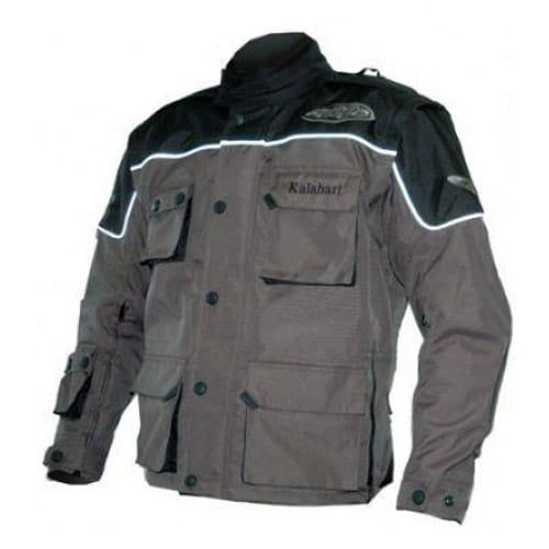 Kalahari Enduro Jacket Grey