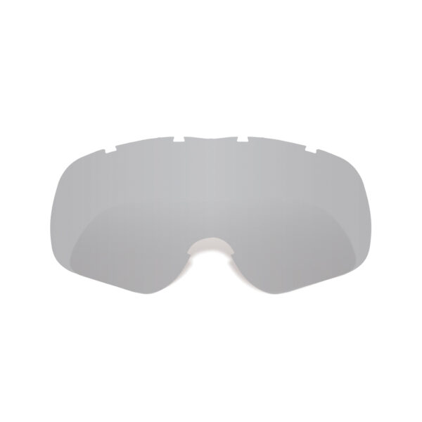 Assault Pro Tear-Off Ready Silver Tint Lens