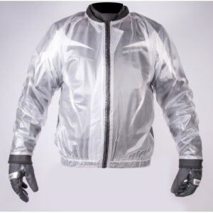 Octane Clear Rain Jacket
