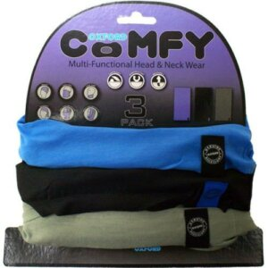 Oxford Comfy 3 Pack Blue/Black/Grey