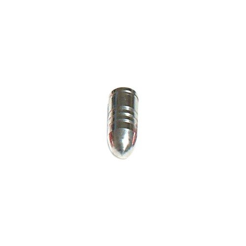 Oxford Valve Caps Bullet Silver