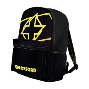 Oxford X rider Essential Back Pack Fluo