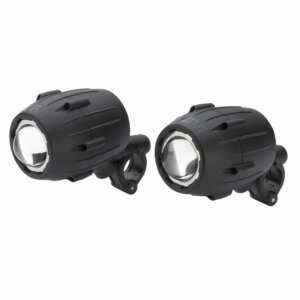 GIVI Trekker Halogen Lights (incl Switch)