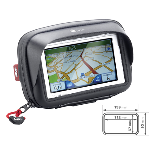 GIVI Smartphone Holder 14x9cm