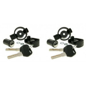 GIVI Twin Key/Barrel Set -MONOKEY