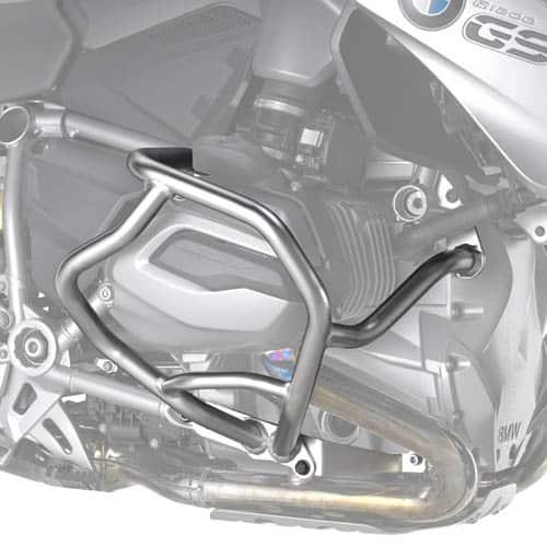 GIVI Lower Crash Bars BMW R1200GS/A (LC) S/Steel