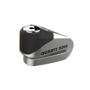 Quartz XD10 Disc Lock (10mm pin) Brushed Steel