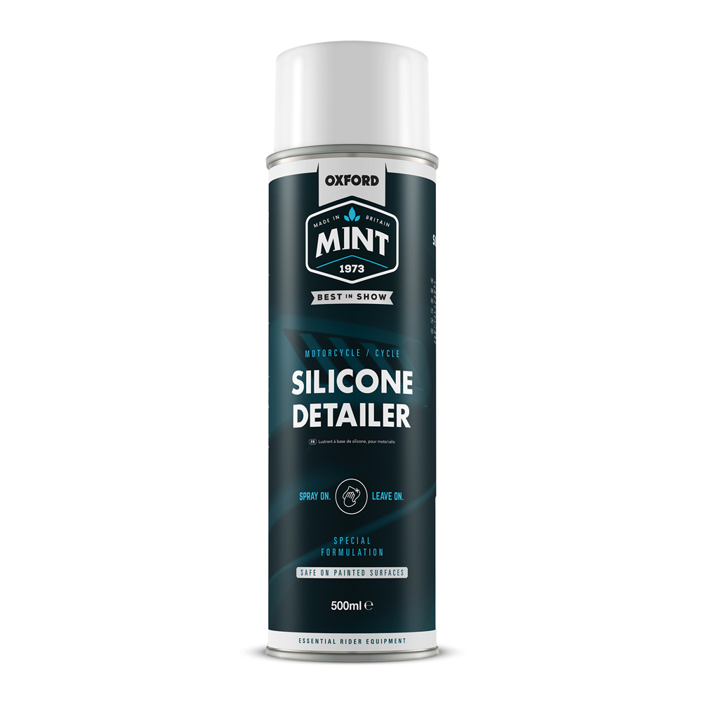 Mint Silicone Detailer 500ml