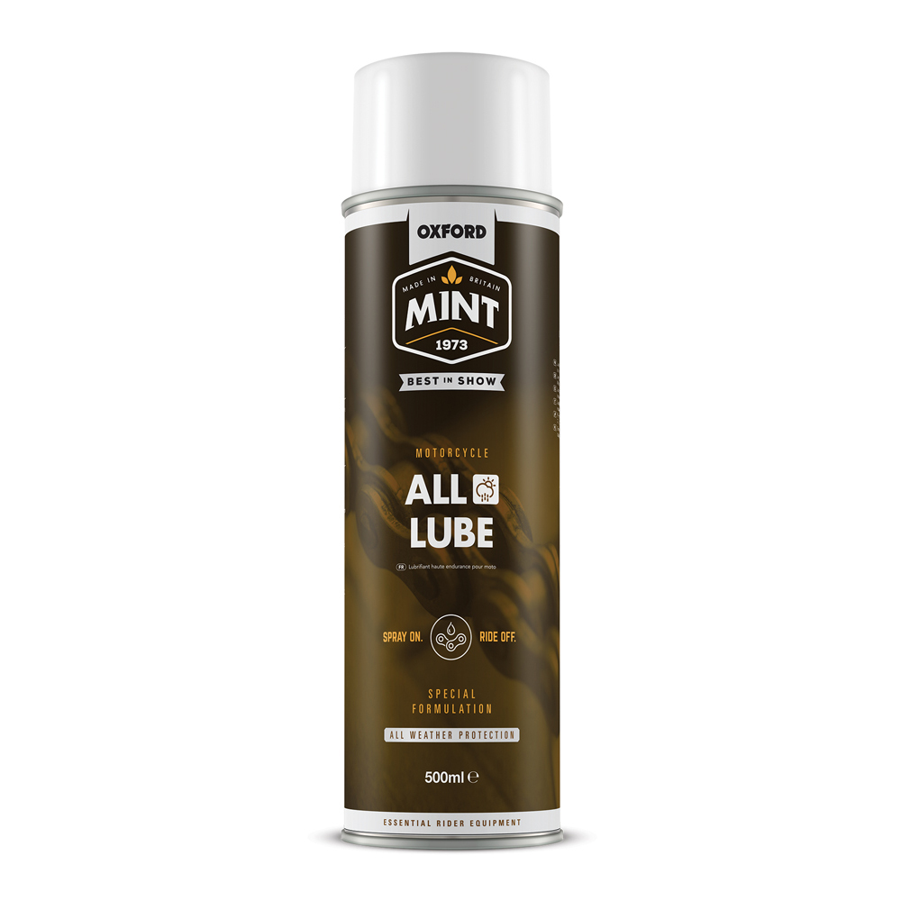 Mint All Weather Lube 500ml
