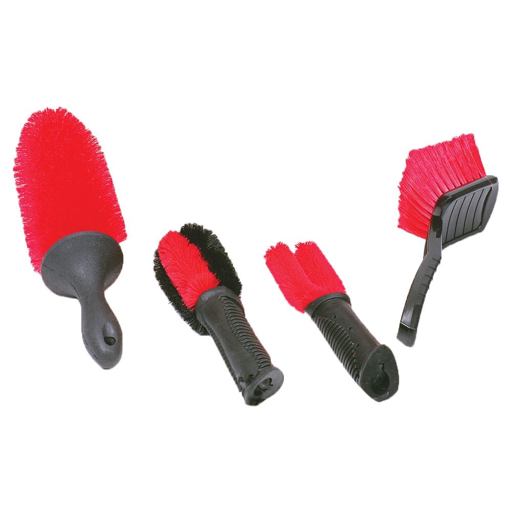 Brush & Scrub