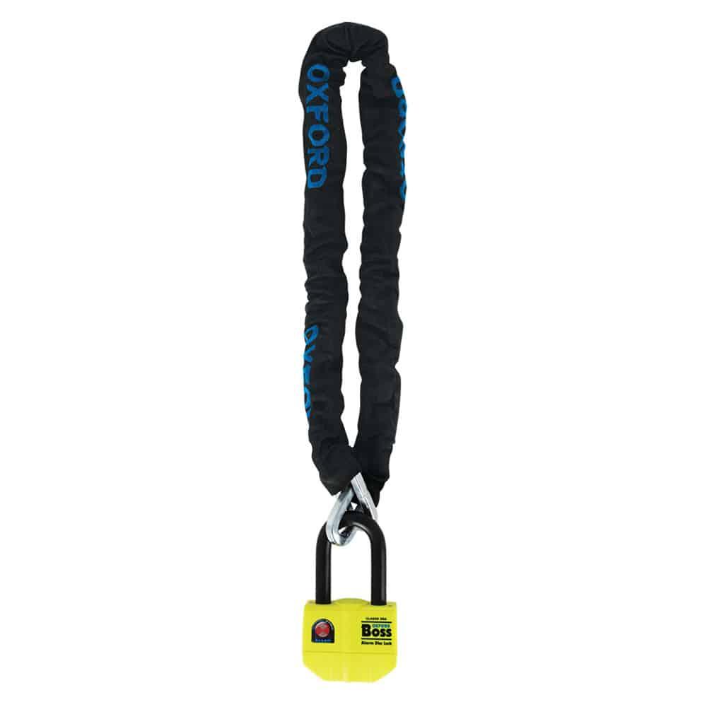 Boss Alarm 12mm Chainlock 1.2mtr