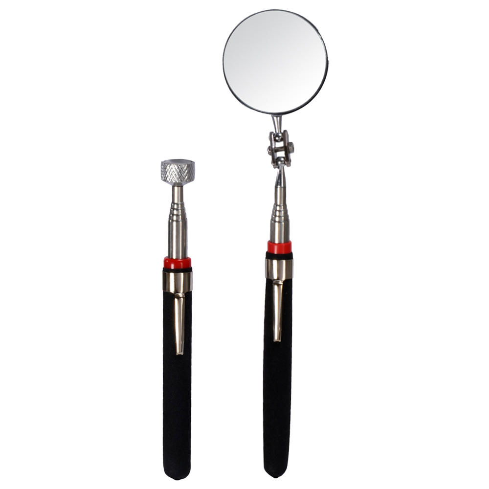 Inspector Mirror and Pick up Tool
