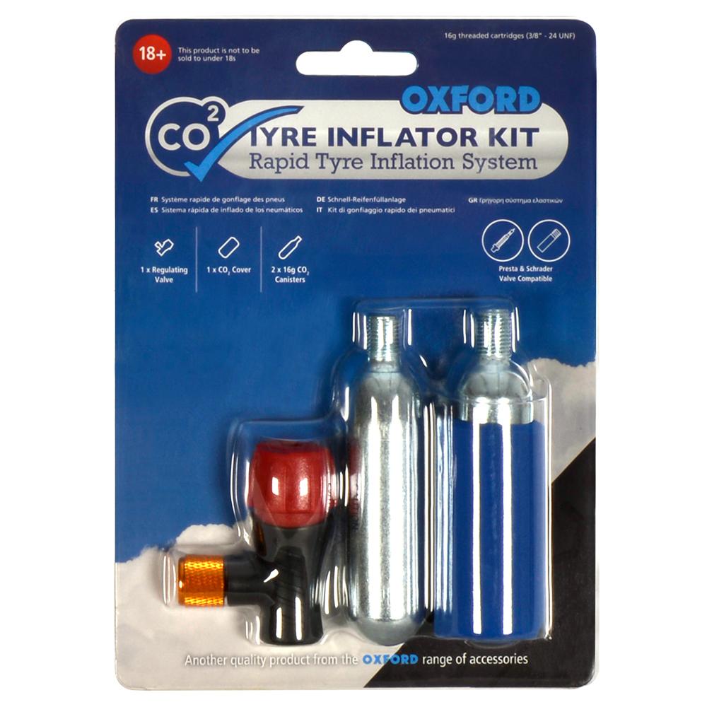 CO2yre Repair 2 Cycle Tyre Kit