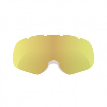 Assault Pro Tear-Off Ready Gold Tint Lens