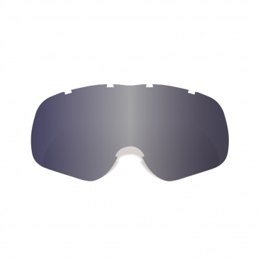 Assault Pro Tear-Off Ready Blue Tint Lens
