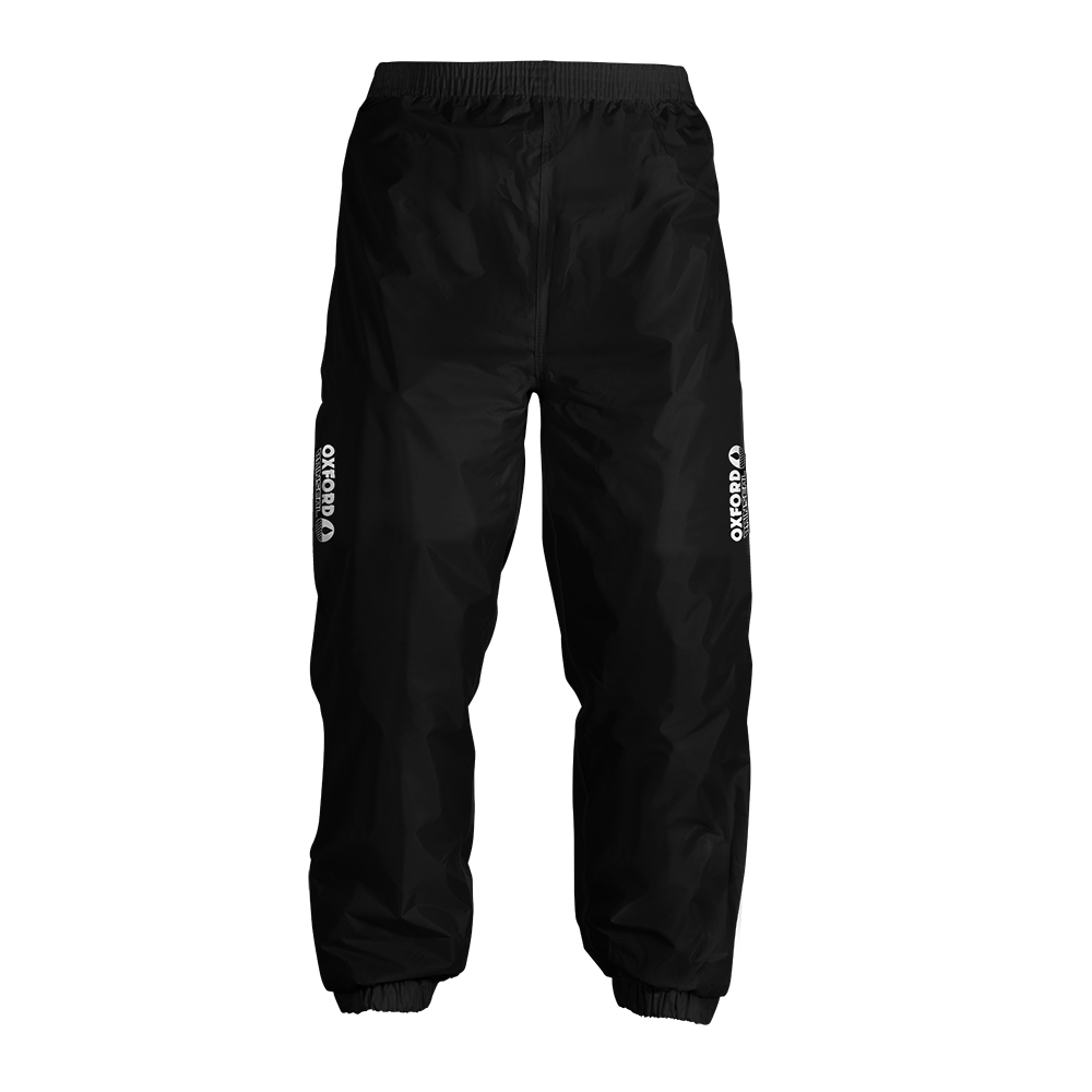 Oxford Rain Seal All Weather Trousers - Black