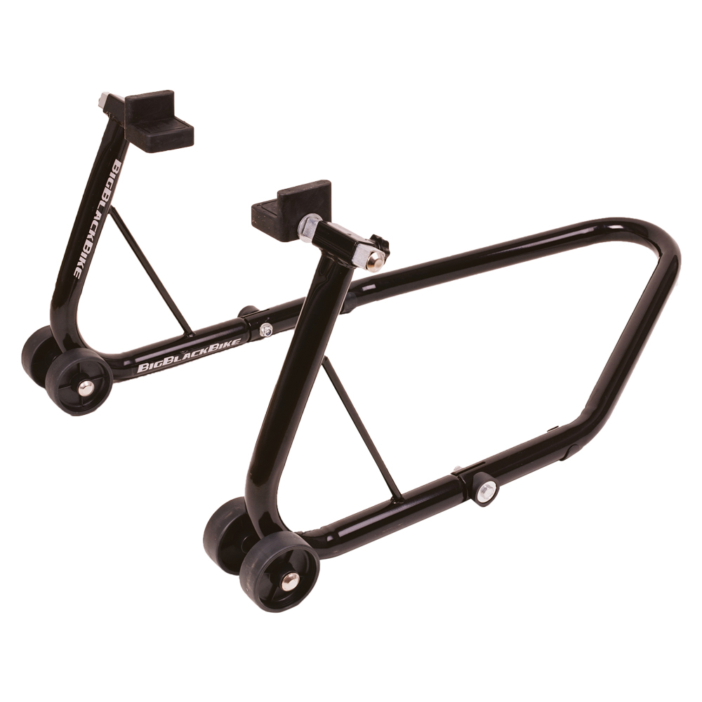 Big Black Bike Rear Paddock Stand