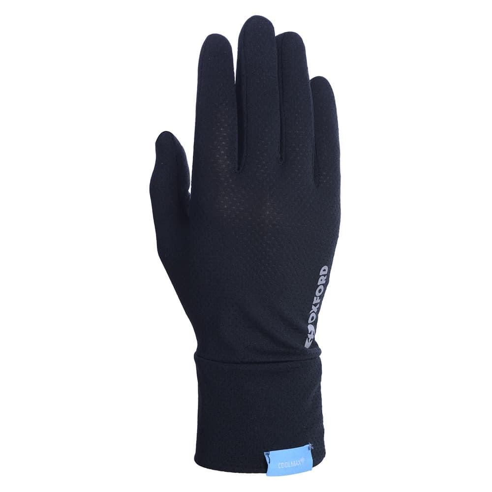 Gloves Coolmax Blk S/M