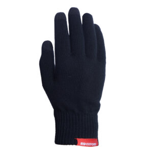 Gloves Knit Thermolite Blk L/XL