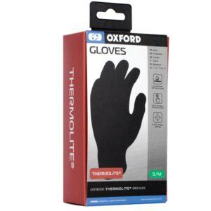Gloves Knit Thermolite Blk L/XL