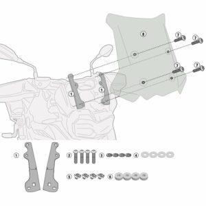 Kappa Screen Kit D5129KIT