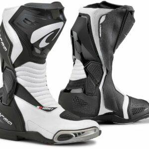 Forma Hornet Race boots - Black & White