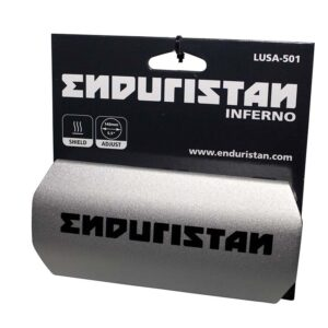 Enduristan Inferno Exhaust Heat deflector