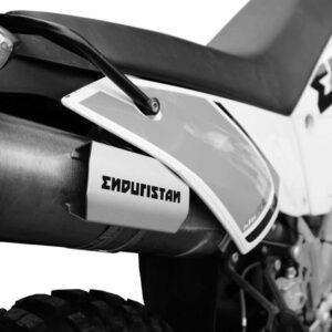 Enduristan Inferno Exhaust Heat deflector KTM 990/950