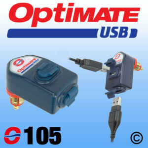 Optimate USB Charger