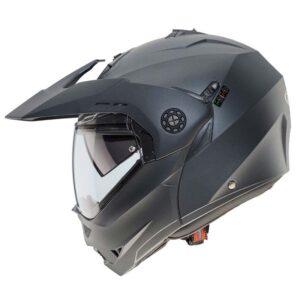Caberg Modular Adventure helmet Gun Metal Grey